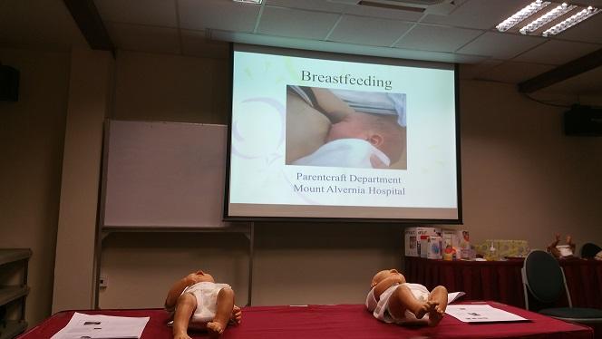 Session 5 Breastfeeding