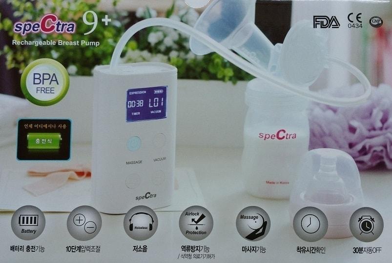 Spectra 9+ Electric Potable Breast Feeding Pump